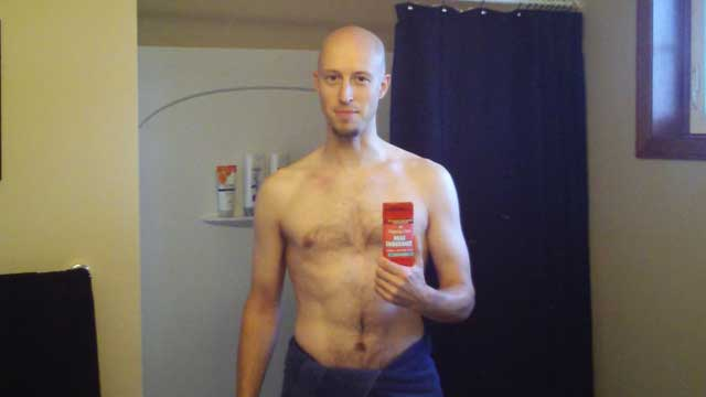 Old Spice Commercial #1